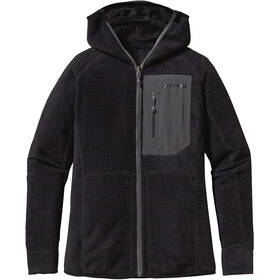 Patagonia W's R3 Hoody Black